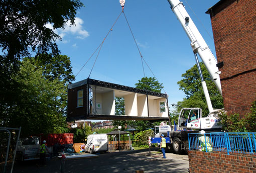 Fast-track Modular and Portable Building Construction