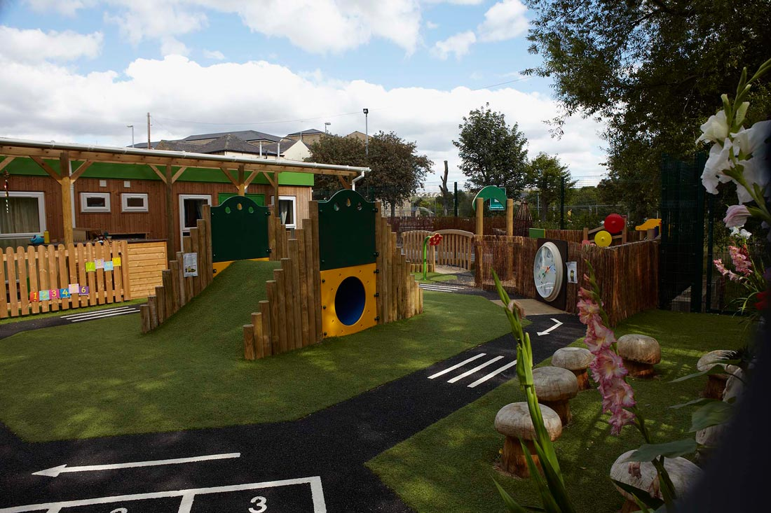 Modular Classroom Relocation ~ Broad oak nursery modular buildings by mph