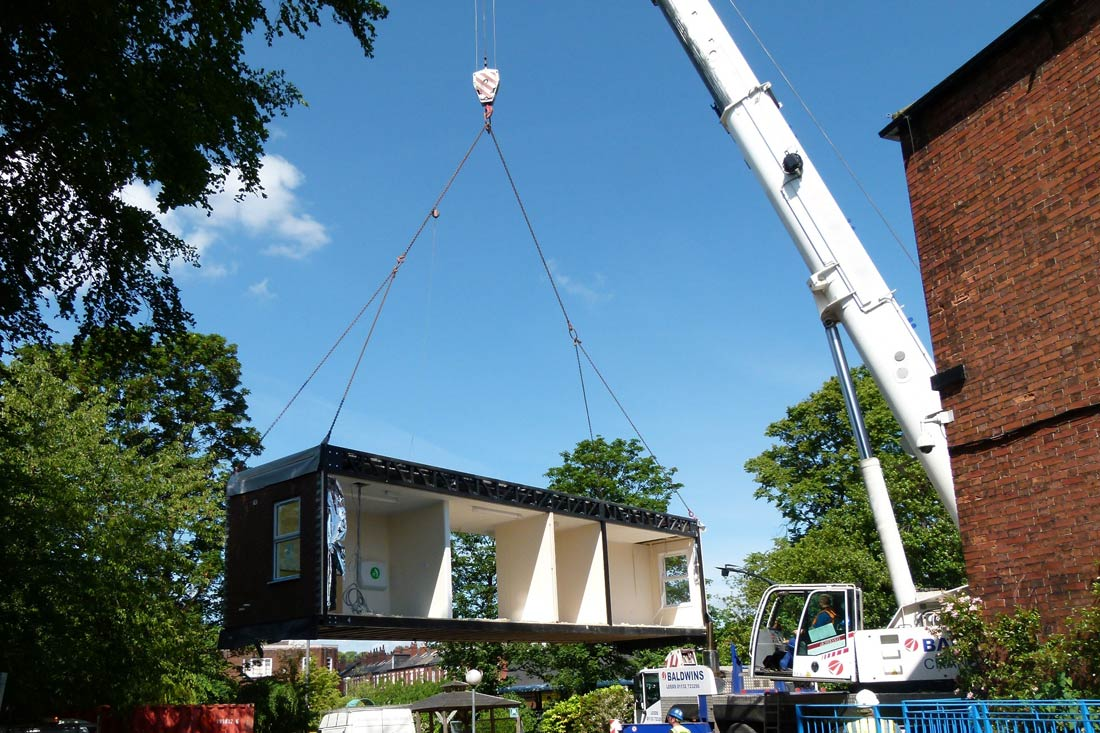 Pod Home Housing Pod Extension Modular Buildings By Mph