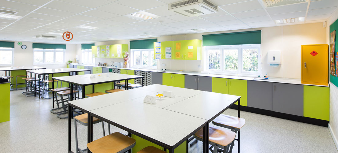 Modular Classroom Relocation ~ Project modular buildings by mph
