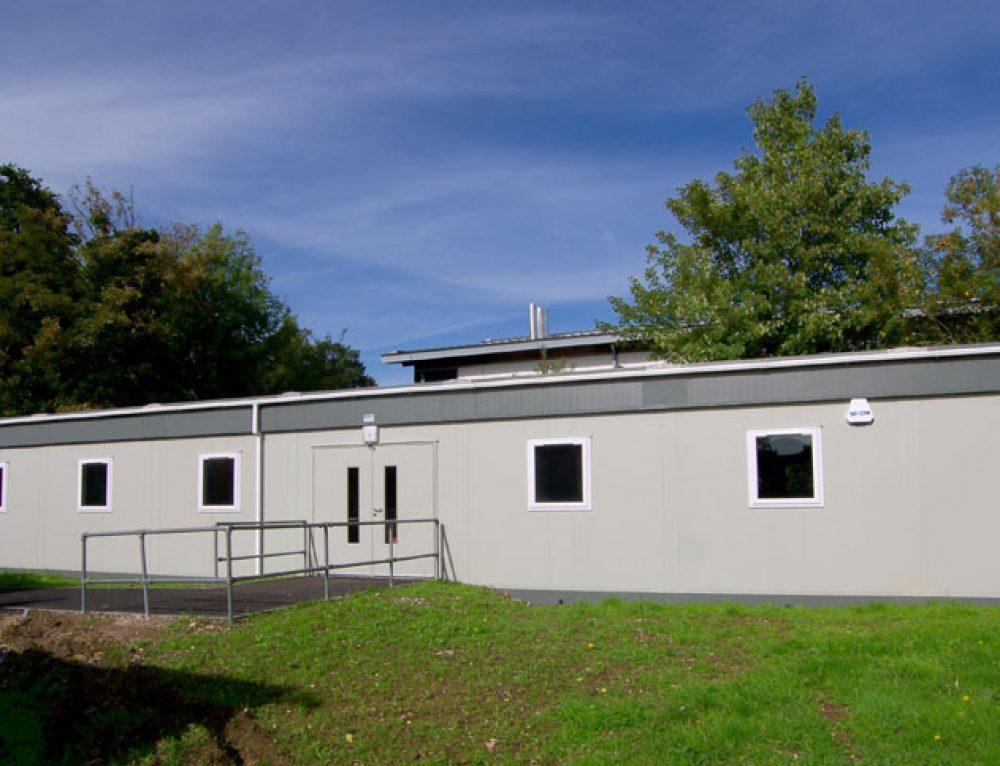 Modular building 302